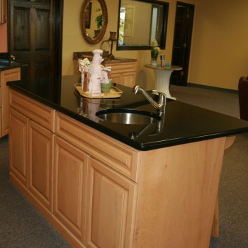 2008 Lawing Marble Kitchen Install 1