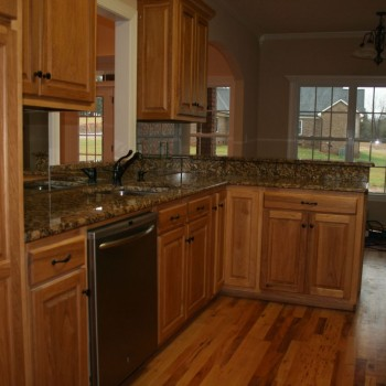 2008 Lawing Marble Kitchen Install 6