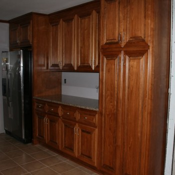 2010 Lawing Marble Kitchen Install 4
