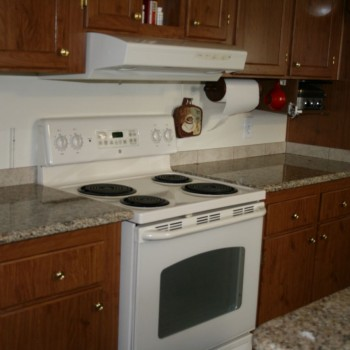 2012 Lawing Marble Kitchen NVG Install 1