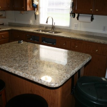 2012 Lawing Marble Kitchen NVG Install 2