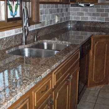 2010 Lawing Marble Kitchen Install 2