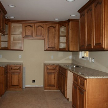 2012 Lawing Marble Kitchen Install 1