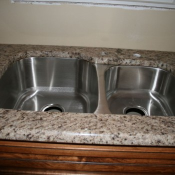 2012 Lawing Marble Kitchen Install 3