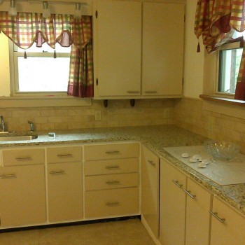 2013 Lawing Marble Kitchen Install 4