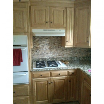 2013 Lawing Marble Kitchen Install 5