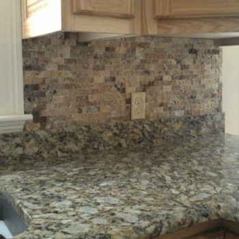 2013 Lawing Marble Kitchen Install 7