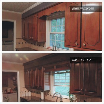 2014 Kitchen Before and After 2