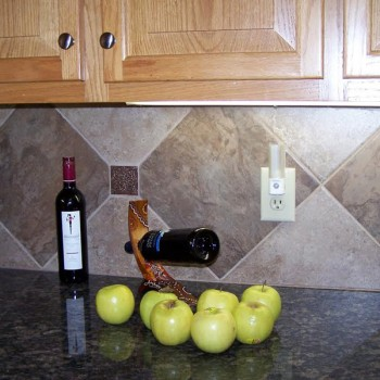 2015 Lawing Marble Kitchen Photo