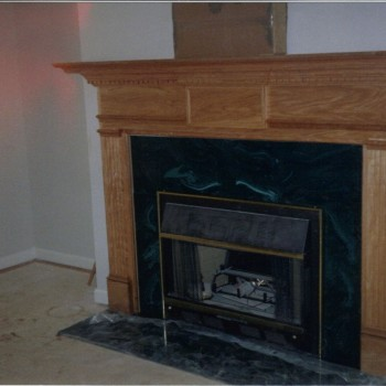 Lawing Marble Fireplace Portfolio