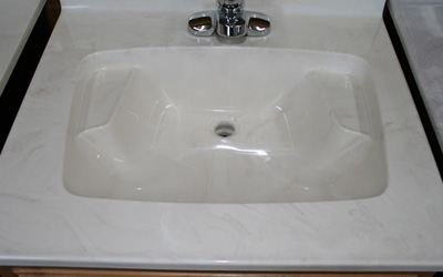 Rectangular Soapdish Bowl Sink